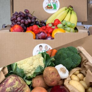 Fruit and Veg Box Options